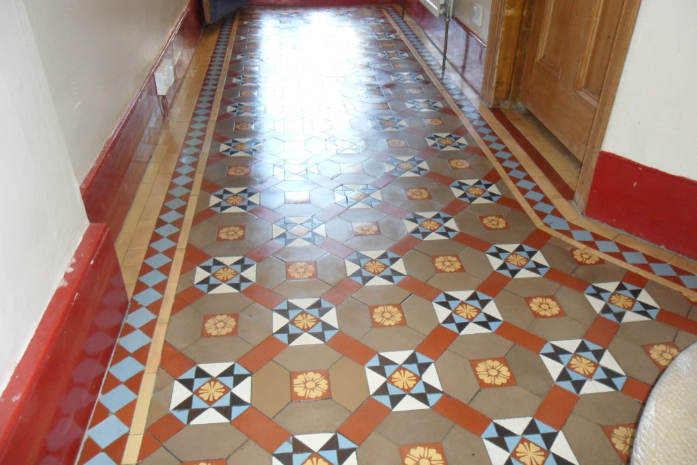 Encaustic Tiles London