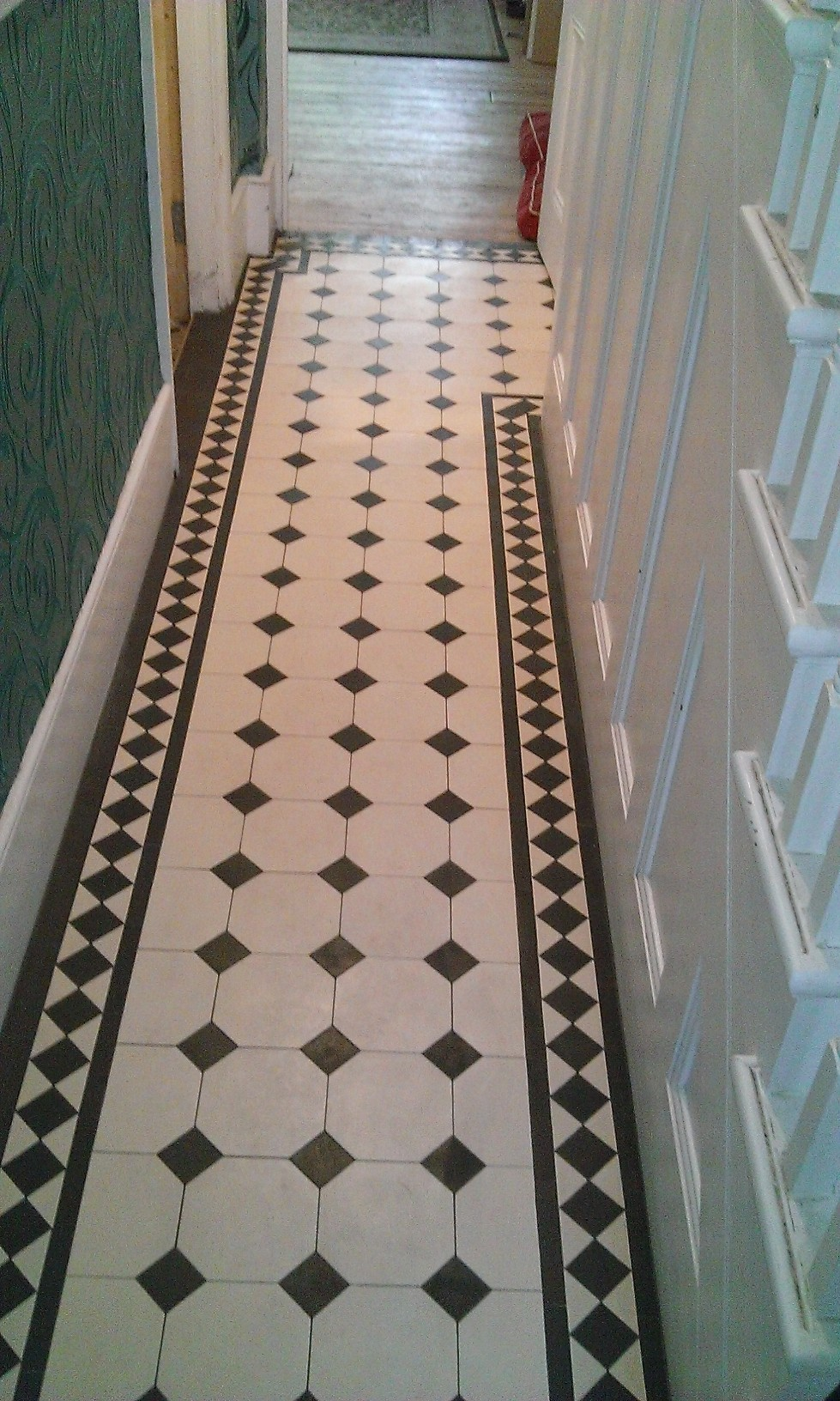Victorian Tiled Hallways London Victorian Tiling