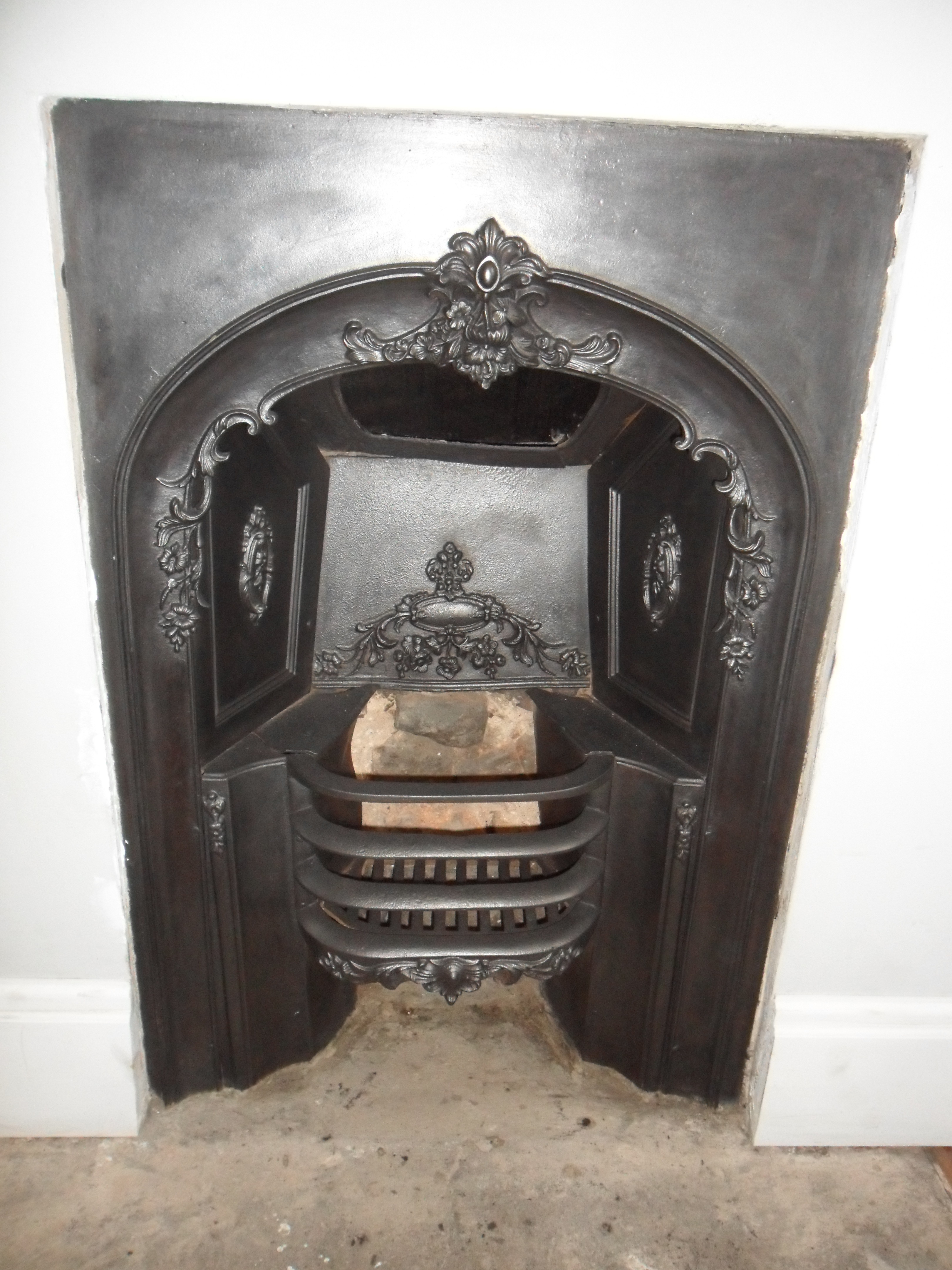 Victorian fireplace restoration london russ 07792508073 Victorian fireplace restoration